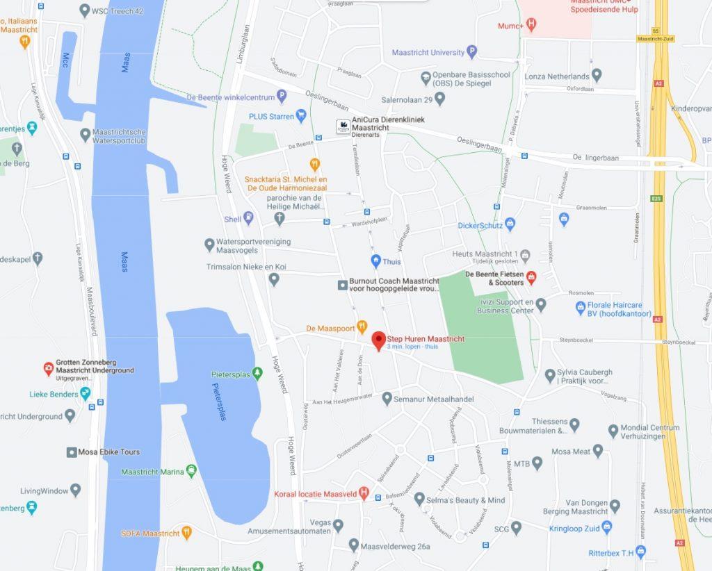 Step huren Maastricht | Huur een step in Maastricht | STEP Maastricht